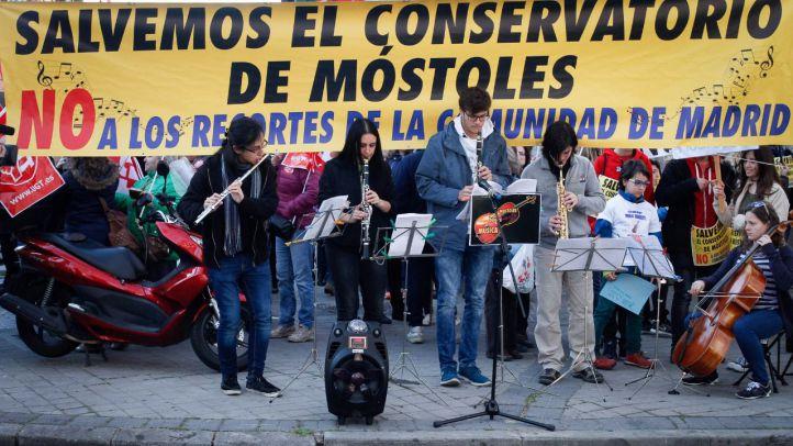 Los recortes del Rodolfo Halffter abren el debate sobre la financiación autonómica en los conservatorios municipales