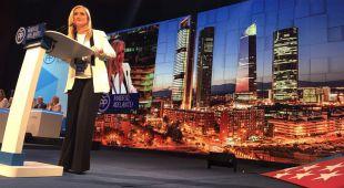 Cristina Cifuentes anuncia los componentes de su ejecutiva