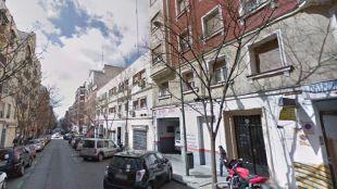 Calle Juan de Urbieta