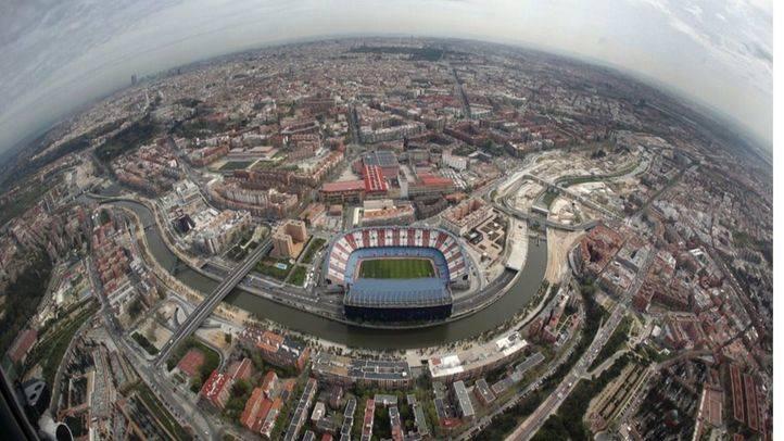 El TSJM rechaza los edificios de más de tres plantas en la zona Mahou-Calderón del acuerdo de 2009