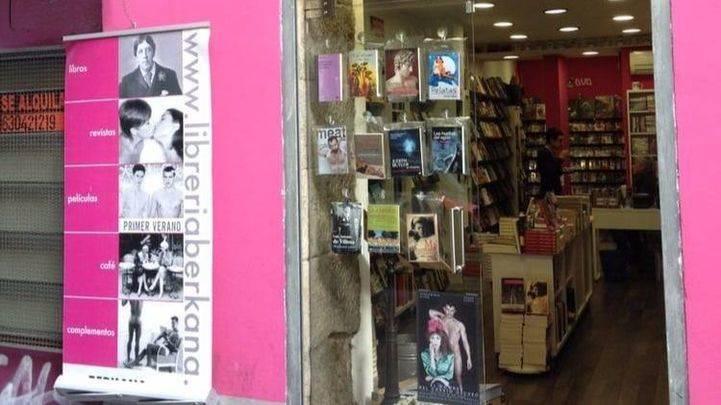 La tienda lleva más de una década en la calle Hortaleza