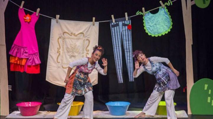El ciclo de teatro para bebés 'Rompiendo el cascarón' celebra su X aniversario en el Fernán Gómez