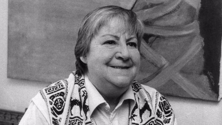 La Complutense homenajea a Gloria Fuertes y ensalza la poesía