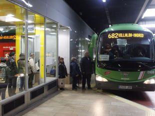 Servicios mínimos de hasta el 60 por ciento en la huelga de autobuses del noroeste