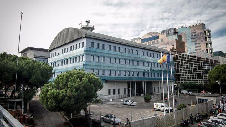 Edificio de la Dirección General de Tráfico (DGT)