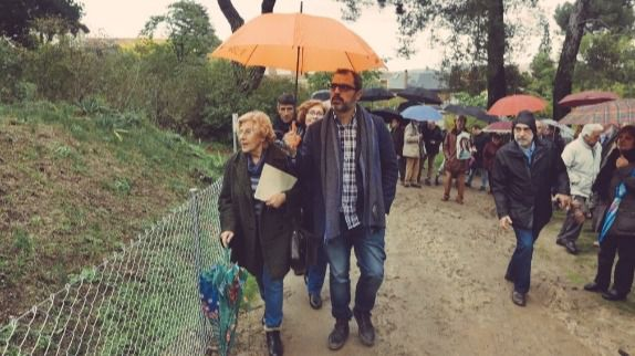 Carmena quiere impulsar un 'crowdfunding' para rehabilitar la Quinta de Torre Arias