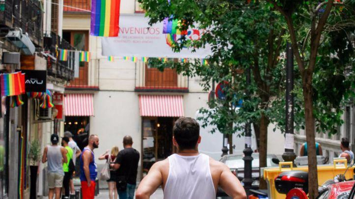 Las obras de Chueca se quedarán a medias durante el World Pride