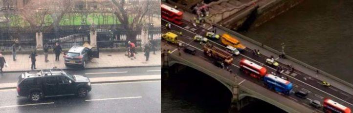 El ataque terrorista se salda con cuatro muertos, incluido el autor, y 29 heridos