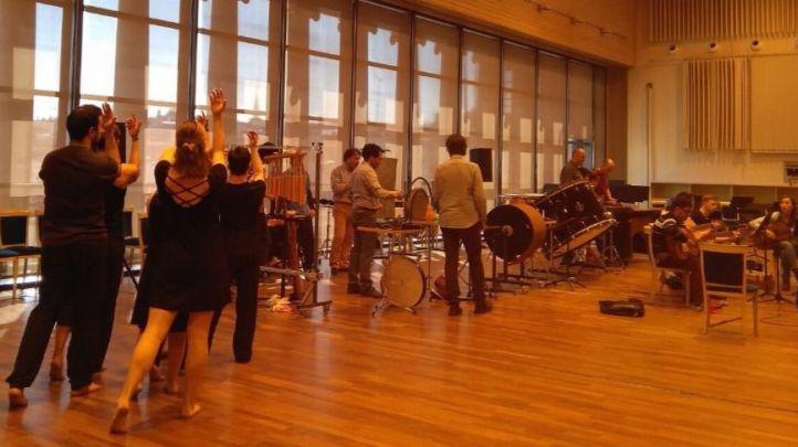 Música y danza se dan la mano en el Auditorio Nacional