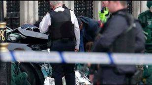 El centro de Londres, acordonado minutos después del ataque terrorista sufrido este miércoles