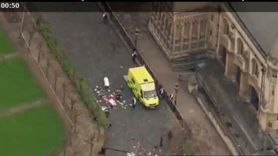 VIDEOS l El atentado de Londres, en imágenes