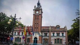 Casa del Reloj en Arganzuela