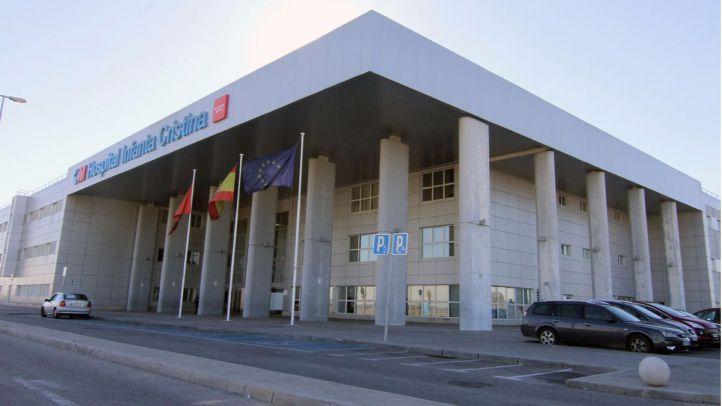 PSOE y Podemos instan al Gobierno a renombrar el Hospital Infanta Cristina como Hospital de Parla