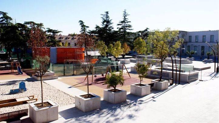 Rechazada la posibilidad de cambiar la inscripción de la Plaza de España de San Fernando como bien público