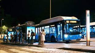 Autobús nocturno EMT búho
