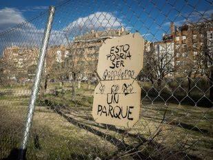 """Los vecinos de Colonia Jardín quieren que """"Las Moreras"""" se conviertan en parque"""
