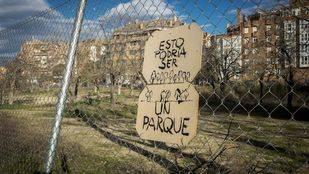 Los vecinos de Colonia Jardín quieren que 'Las Moreras' se conviertan en parque