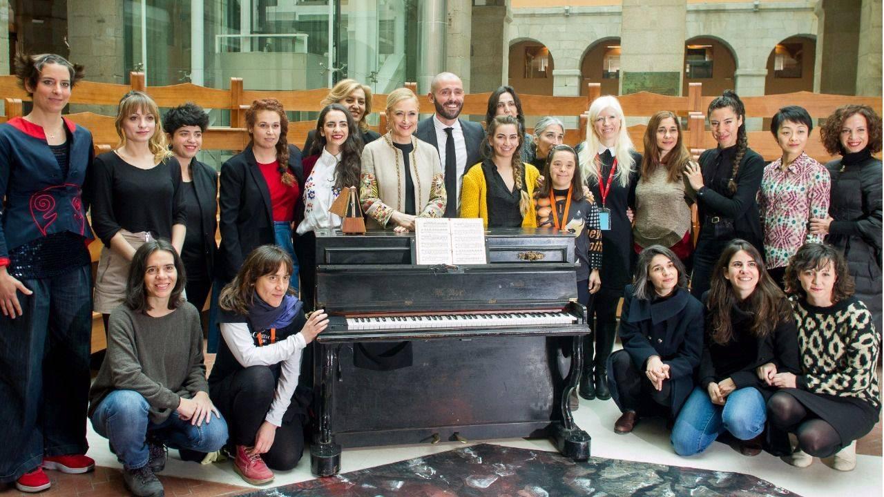 Los 25 espect culos de noche de los teatros homenajean hoy for Oficina de turismo de la comunidad de madrid