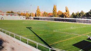 Estadio Román Valero.