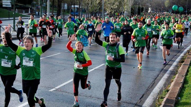 Más de 15.000 'carreras' contra el cáncer