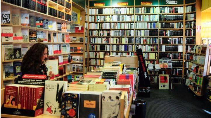 Cuatro establecimientos madrileños reciben el Sello de Calidad de Librerías