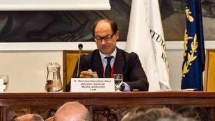 Mariano González Sáez, director general de Medio Ambiente de la Comunidad de Madrid.