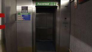 La estación de Metro de Pavones instalará tres nuevos ascensores