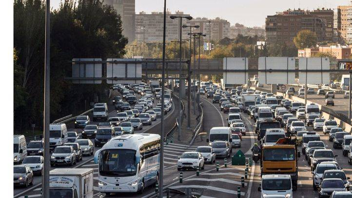 El Ayuntamiento considera que el tráfico en Madrid es