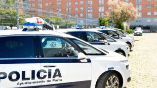 La Policía Local de Parla detiene a tres personas que traficaban con hachís