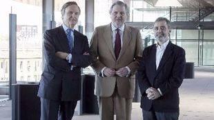 Ricardo Martí Fluxá sustituye a Guillermo de la Dehesa como presidente del Patronato del Museo Reina Sofía