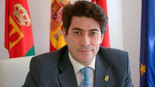 David Perez, alcalde de Alcorcón. (Archivo)