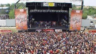Escenario del Festimad Móstoles 2003