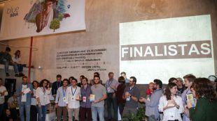 Doce estudiantes madrileños disputarán la final del blue BBVA Challenge