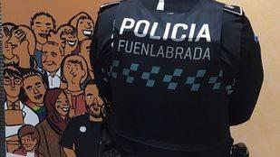 Detenido en Fuenlabrada tras colisionar con un coche patrulla de la policía y dar positivo en alcoholemia