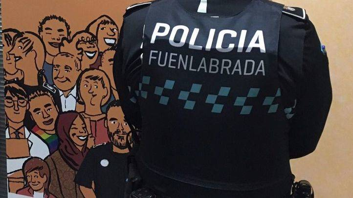 Policía Local de Fuenlabrada. (Archivo)