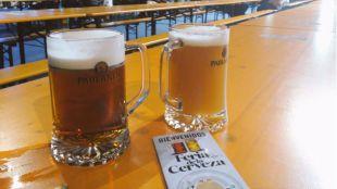 La Feria de la Cerveza regresa al Palacio de Vistalegre