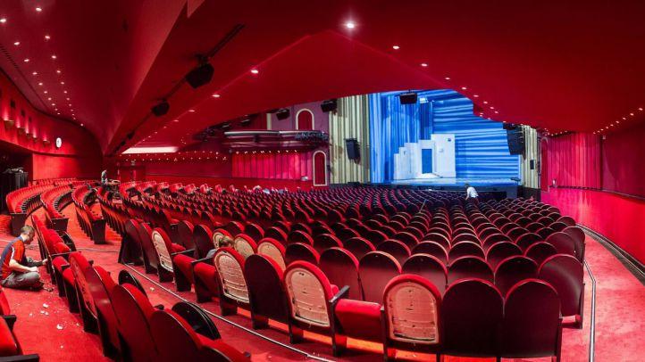 Un restaurado Teatro Coliseum resurge en la escena madrileña