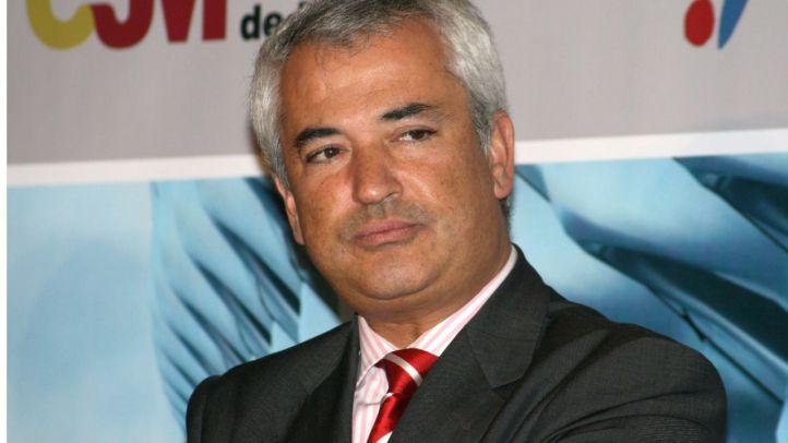 Luis Pineda, presidente de Ausbanc.