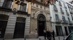 El Ateneo pone como garantía sus bienes ante la Audiencia Nacional para que se desbloqueen sus cuentas