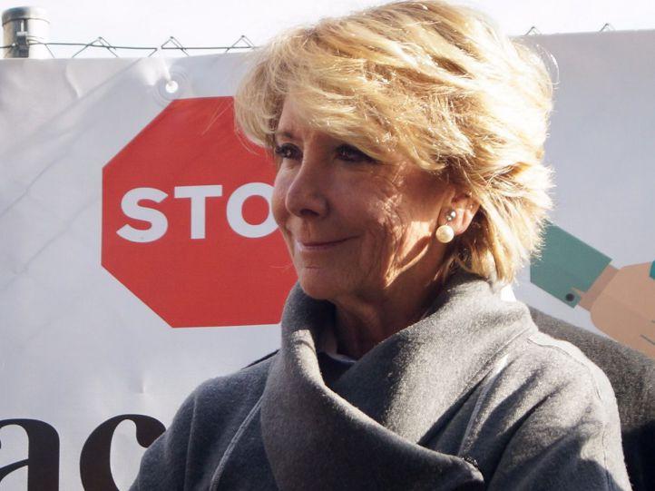 Aguirre dice que Carmena hace equilibrios
