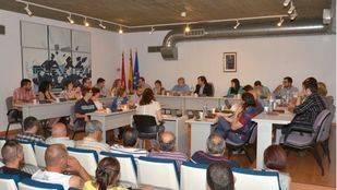 Pleno del Ayuntamiento de Valdemoro