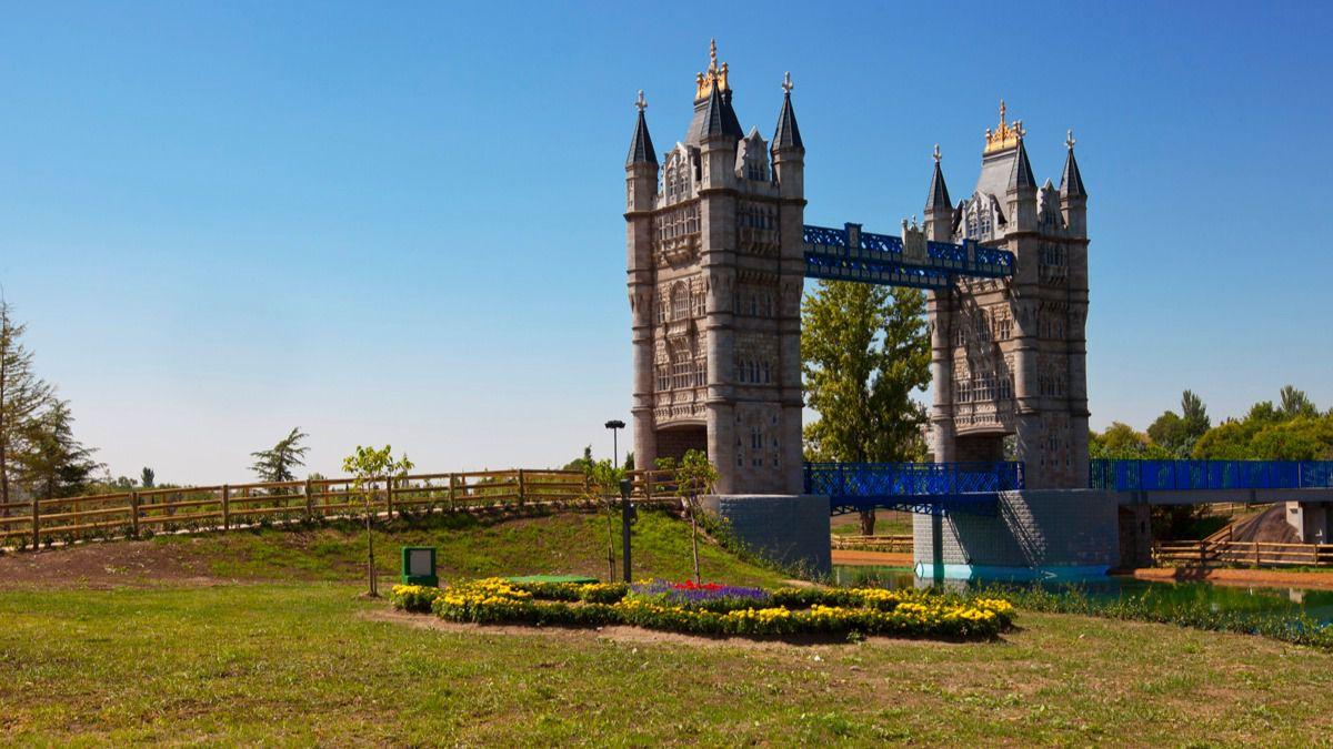 El parque europa estrena nuevo horario con la llegada de - Viviendas en torrejon de ardoz ...