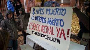 Hortaleza vuelve a reclamar su Espacio Vecinal tras el apoyo en Decide Madrid