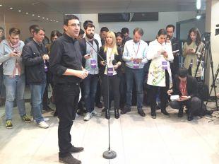 Los candidatos del PSOE tendrán que recoger 'a ciegas' los avales para las primarias del 21 de mayo