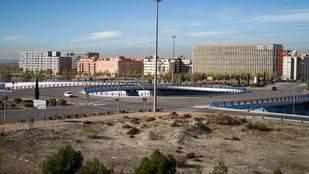 Vista del Ensanche de Vallecas (archivo).