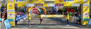 Kenia manda en el Medio Maratón de Madrid
