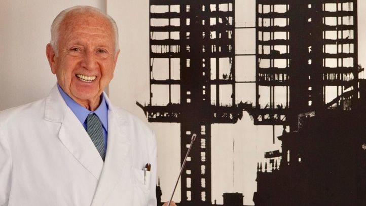 Muere antonio lamela el arquitecto de las torres col n y for Arquitecto t4