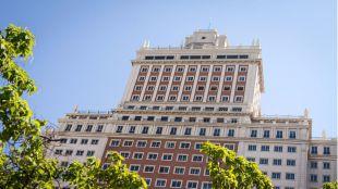 RIU mantiene sus planes para gestionar el hotel del Edificio España