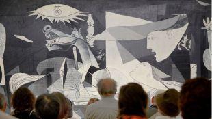 La exposición del 80 aniversario del Guernica muestra a un Picasso