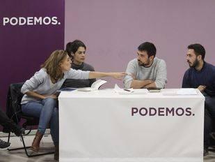 Podemos quiere subir el precio del combustible en Madrid